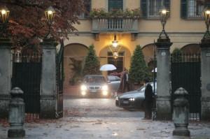 Maltempo, allagata anche la villa di Berlusconi ad Arcore