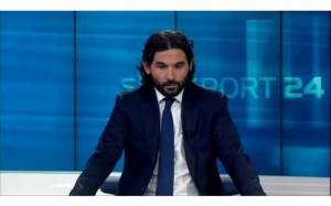 "Daniele Adani dice no a Roberto Mancini: ""Rimango a Sky"""