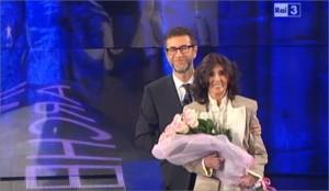 """Anna Marchesini da Fabio Fazio: """"Non ho ancora capito perché si sta in vita"""" VIDEO"""