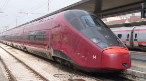 Treni Ntv in ritardo: guasto causa maltempo tra Napoli e Salerno
