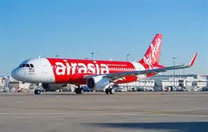 Un Airbus della Air Asia