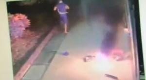 Australia, si maschera e cerca di far esplodere il bancomat: VIDEO