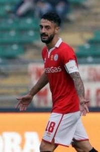 Bari-Carpi, Francesco Caputo gol fantasma nel secondo tempo