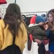 Belen e Ceclia Rodriguez, shopping con Santiago11