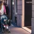 Belen e Ceclia Rodriguez, shopping con Santiago03