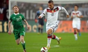 Calciomercato Inter, Podolski ci siamo. Lavezzi, Balotelli, Salah come obiettivi