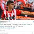 Calciomercato Sampdoria: Joaquin Correa a gennaio per sostituire Gabbiadini