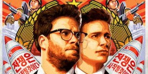 The Interview, la locandina del film