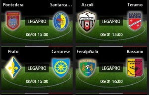 FeralpiSalò-Bassano: diretta streaming su Sportube.tv, ecco come vederla
