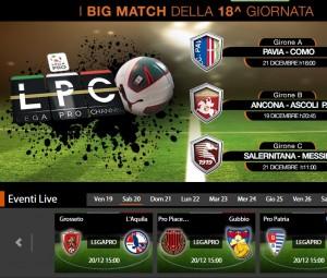 Grosseto-L'Aquila: diretta streaming su Sportube.tv, ecco come vederla