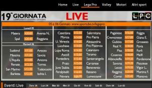 Lecce-Vigor Lamezia: diretta streaming su Sportube.tv, ecco come vederla