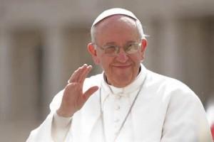 "Papa Francesco: ""Maria cucinava e stirava camicie, Giuseppe lavorava"""