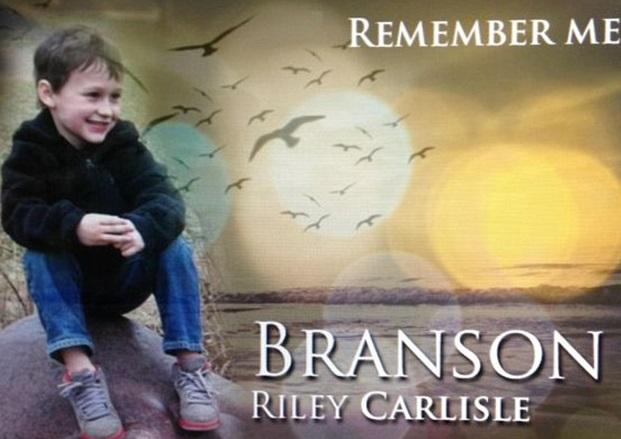 Usa, Branson Riley Carlisle morso a 5 anni da ragno eremita muore in ospedale3