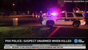 Usa: poliziotto uccide afroamericano disarmato a Phoenix. Cercava droga, non c'era