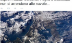 """Samantha Cristoforetti, foto twitter dalla Iss: """"Ecco l'Italia di giorno"""""""