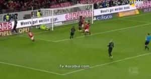 Manuel Neuer, la papera contro il Mainz VIDEO