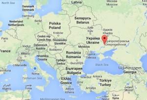 Zaporozhye (Google Maps)