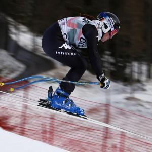 Sci, Elena Fanchini trionfa nella discesa libera di Coppa del Mondo