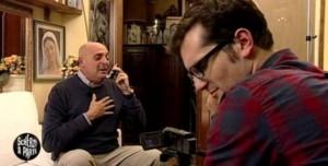 Paolo Brosio, il retroscena della finta telefonata di Papa Francesco