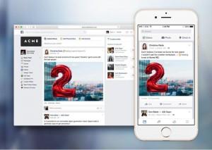 Facebook at Work, social dedicato al lavoro che sfida LinkedIn
