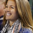 Ester Satorova e Kim Sears: sfida tra wags agli Australian Open09