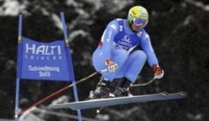 Sci, Coppa del Mondo: Paris re di Kitzbuehel, 2° in discesa 'smart'