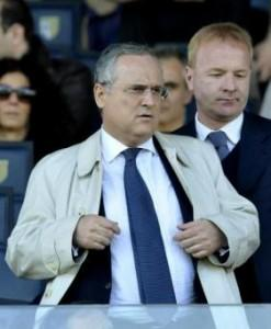 """Claudio Lotito: """"Roma-Lazio? Dopo vittoria su Samp, pensiamo al derby"""""""