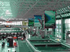 Allarme bomba in volo: passeggero fermato in aeroporto di Fiumicino