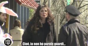 Alba Parietti e il figlio scomparso a Scherzi a Parte VIDEO
