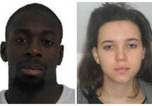 Amedy Coulibaly e Hayat Boumeddiene, chi sono i killer di Montrouge FOTO
