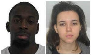 Hayat Boumedienne incinta di Amedy Coulibaly?