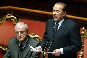 """Presidente della Repubblica, Berlusconi: """"Antonio Martino candidato dei moderati"""""""