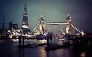 Londra illuminata
