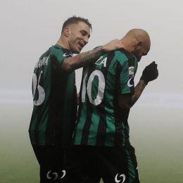 Simone Zaza VIDEO gol in Milan-Sassuolo: rete al volo da cineteca del calcio