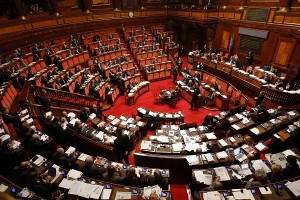 Guarda la versione ingrandita di La Camera dei deputati
