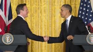 Cameron e Obama