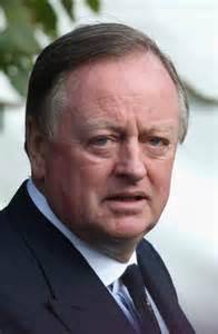 Il capo dell'MI5 Andrew Parker