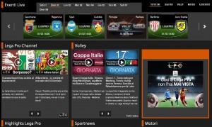 Casertana-Paganese: diretta streaming su Sportube.tv, ecco come vederla