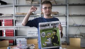 """Charlie Hebdo, Stephane Charbonnier: """"Preferisco morire in piedi che vivere in ginocchio"""""""