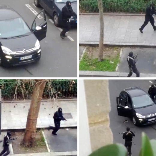 Charlie Hebdo: l'agente Ahmed, musulmano, freddato dal terrorista