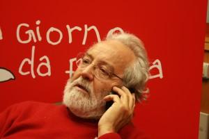 """Claudio Sabelli Fioretti: """"11 voti per me, un folle gesto"""""""