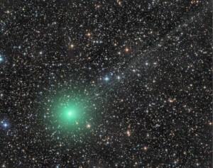 Cometa Lovejoy visibile a occhio nudo il 7 gennaio: sguardi puntati a Orione