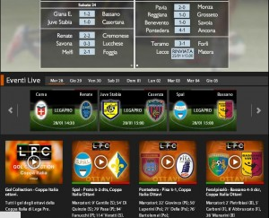 Como-Renate: diretta streaming su Sportube.tv Coppa Lega Pro, ecco come vederla