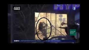 Amedy Coulibaly ucciso VIDEO. Crolla crivellato da 60 proiettili