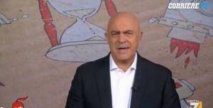 """Maurizio Crozza: """"Gasparri, chi pagherebbe un riscatto per te?"""" VIDEO"""