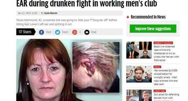 """Mi ha staccato l'orecchio a morsi"""". Rissa tra mamme nel locale per uomini, un arresto"""