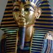 Tutankhamon, maschera danneggiata durante pulizia02