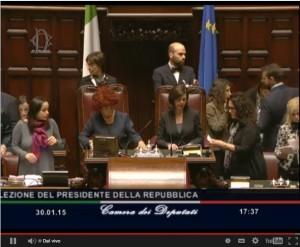 Elezioni presidente della Repubblica: risultati terza votazione in DIRETTA