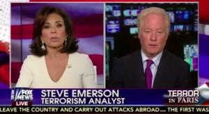 "Fox News, gaffe esperto Steven Emerson: ""Birmingham è completamente mussulmana"""