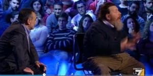 """Giuliana Ferrara: """"Strage Charlie Hebdo atto di Guerra Santa se non capite siete co...ni"""""""